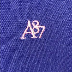 Aeropostale Tops - Aeropostale Purple Collared Shirt